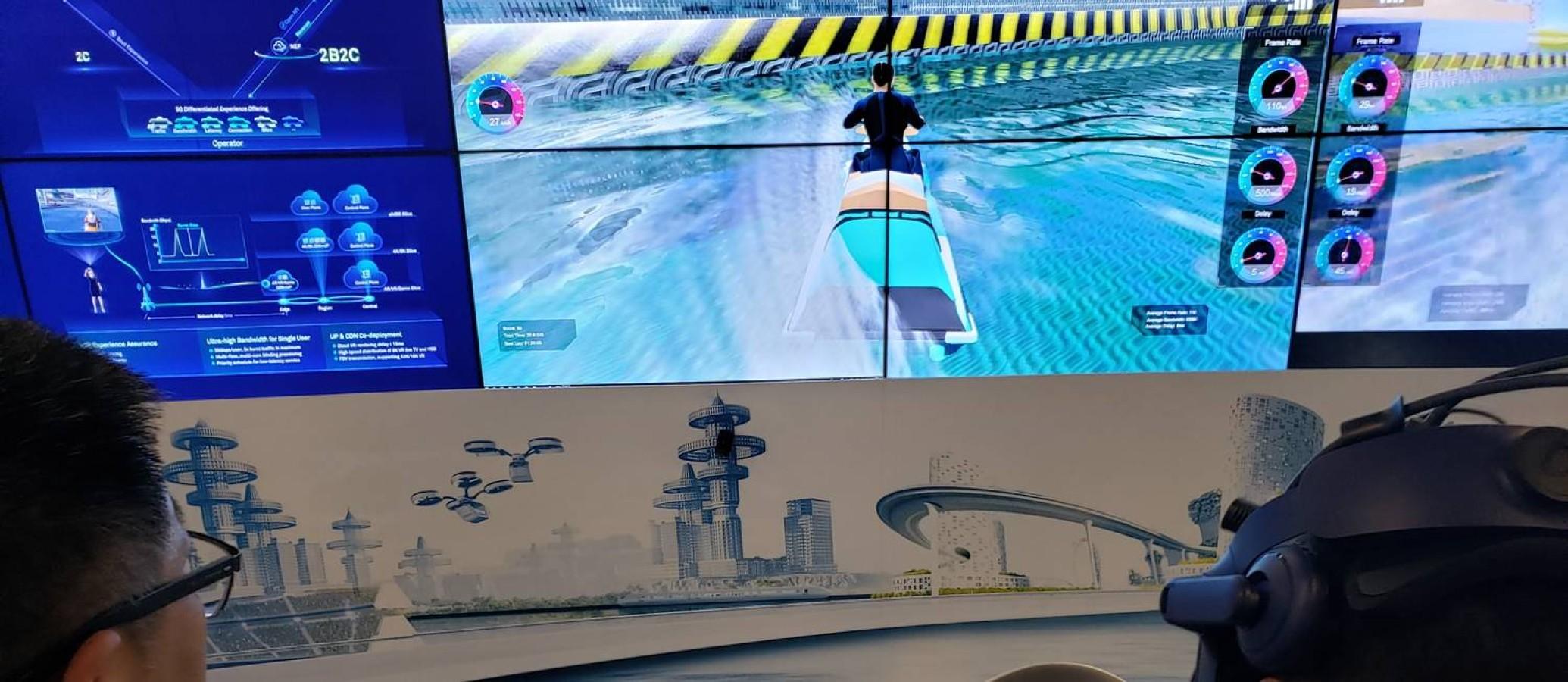 3D sem óculos: confira esta e outras novidades que o GLOBO testou na feira de Barcelona