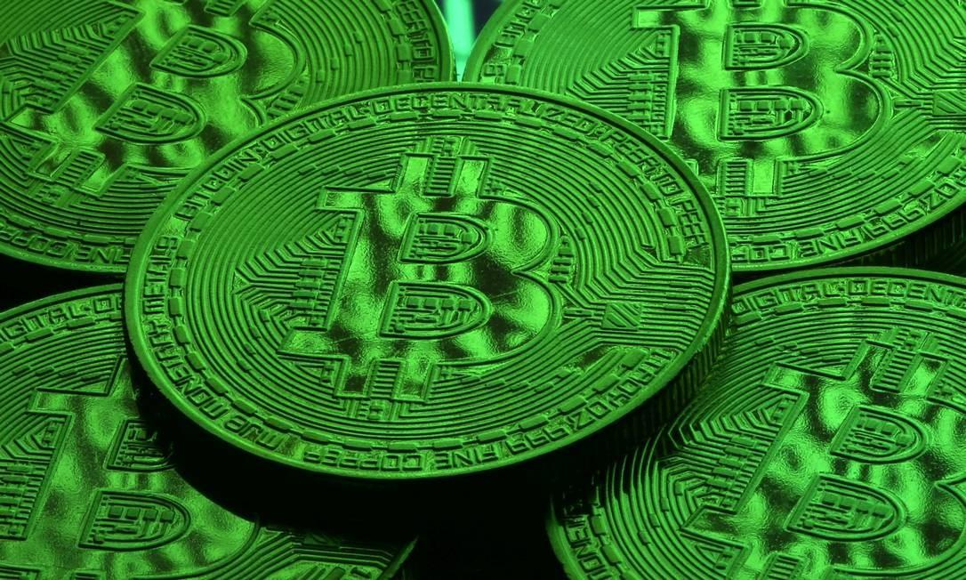 Bitcoins: Gigantes das mensagens terão seu próprio dinheiro virtual. Foto: Dado Ruvic / REUTERS