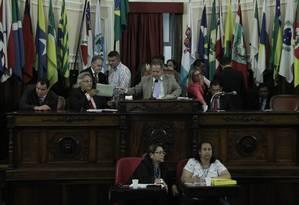 Aprovação ocorreu durante a sessão da última quarta feira, às vésperas do carnaval Foto: Sergio Gomes / Divulgação