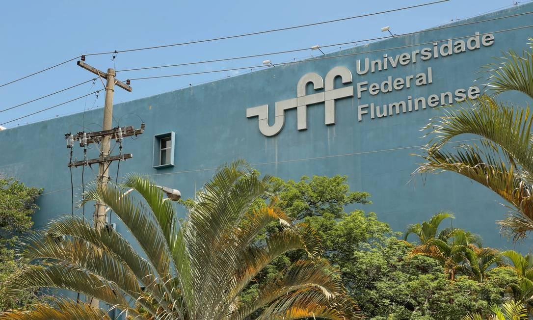 UFF: o curso será ministrado no Centro de Línguas e Cultura da universidade, no Campus Gragoatá Foto: Brenno Carvalho / Agência O Globo