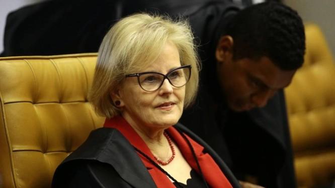 Rosa Weber: ministra do Supremo Tribunal Federal decidiu suspender feriado estadual que seria nesta quarta-feira (6) Foto: Jorge William / Agência O Globo