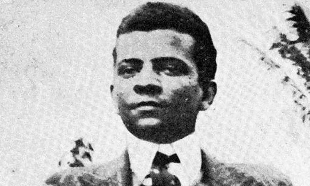 O escritor Lima Barreto, quem inspirou o personagem João Crispim, criado por Enéas Ferraz. Foto: Divulgação / Flip