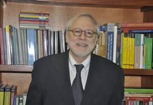 Paulo Roberto Almeida: textos sobre Venezuela teriam custado o cargo à frente do Ipri Foto: Reprodução da internet