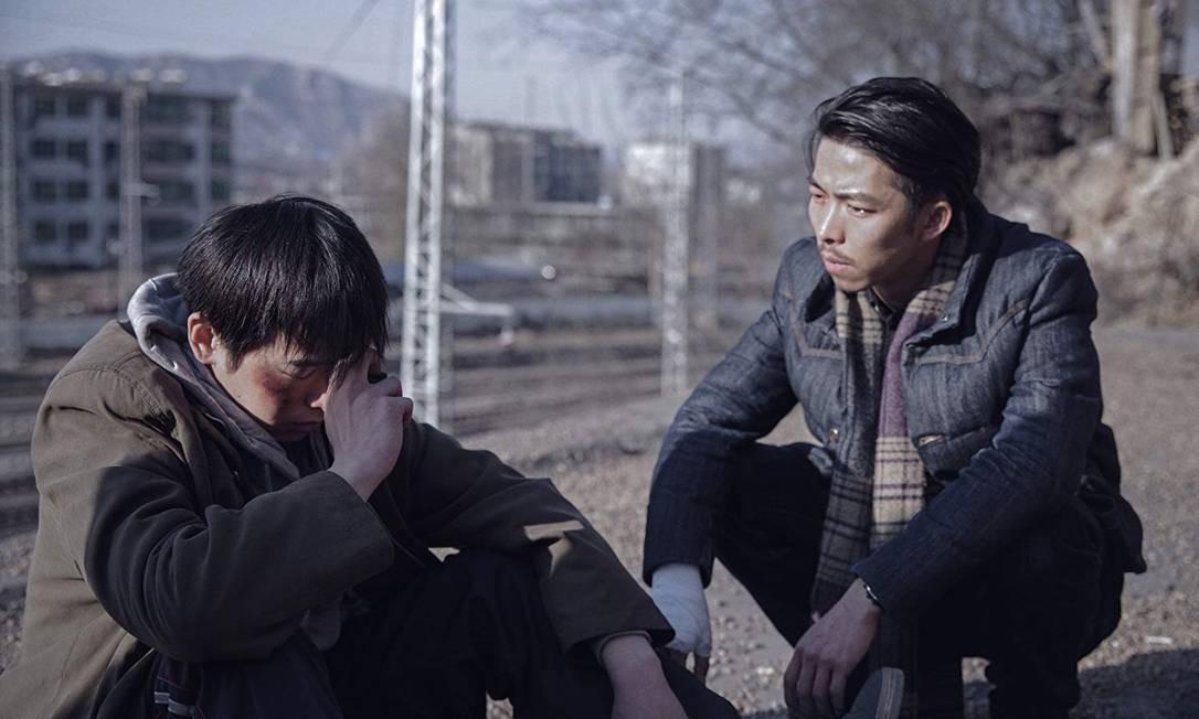 Um elefante sentado quieto. 'O primeiro e último filme de Hu Bo (o diretor cometeu suicídio, aos 29 anos) segue quatro personagens e traça um retrato lancinante de uma sociedade em que o sonho comunitário foi substituído por individualismo feroz. São quatro horas vividas em tensão constante para atingir o íntimo. E consegue', Ruy Gardnier Foto: Divulgação