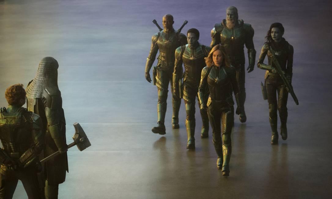 Eles fazem parte da equipe Starforce Foto: null / Divulgação