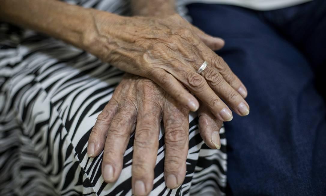 Psicóloga ressalta que já é tempo de considerar que os seres humanos, qualquer que seja a sua idade cronológica, têm todos o mesmo valor Foto: GABRIEL MONTEIRO / Agência O Globo