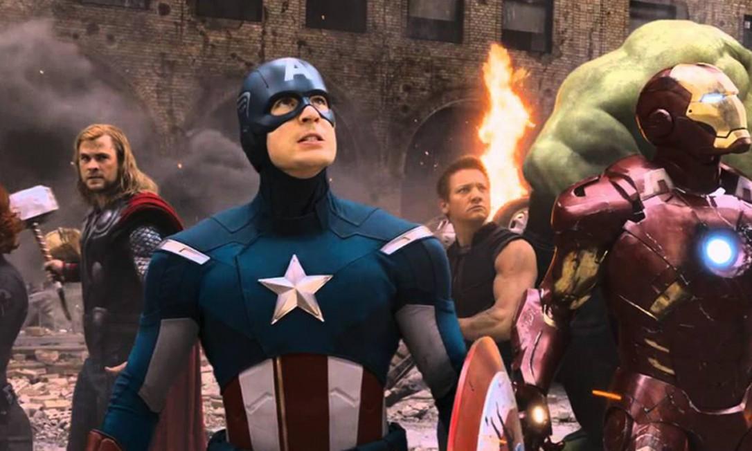 """'Vingadores: ultimato': Cercado de grandes expectativas, """"Vingadores: ultimato"""" chega às telonas em 25 de abril e encerra o primeiro arco narrativo do Universo Cinematográfico da Marvel. Foto: Divulgação"""