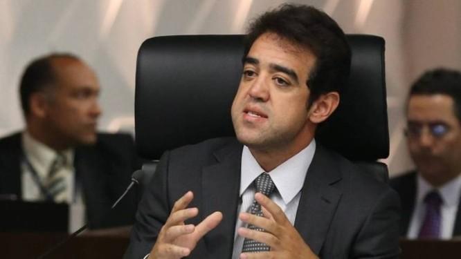 Bruno Dantas, ministro do TCU, espera encontrar irregularidades nas contas do Fisco Foto: Ailton de Freitas / Agência O Globo