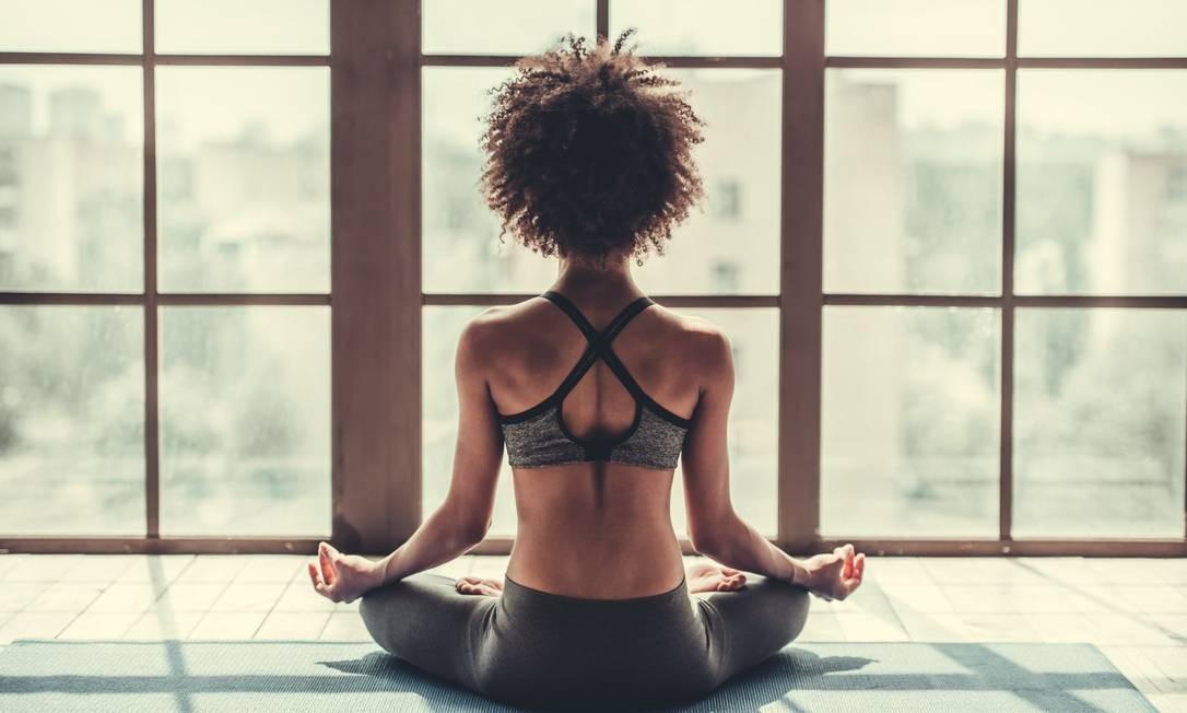 Meditação Foto: Shutterstock