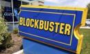 A Blockbuster, que já foi a maior rede de locadoras de filme do mundo, terá somente uma loja a partir do final de março Foto: George Frey / Divulgação