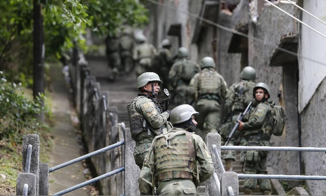 Militares também serão incluídos na reforma da Previdência Foto: / Pablo Jacob - Agência O Globo