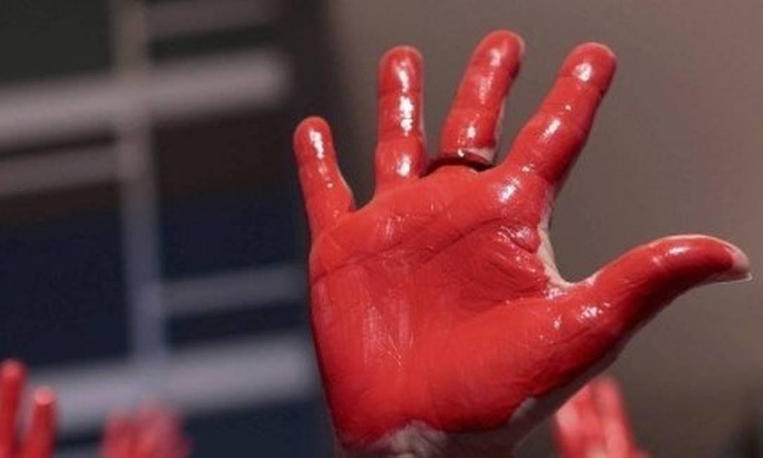 """Ipea apontou, em 2014, que 91% dos brasileiros afirmam que """"homem que bate na esposa tem que ir para a cadeia"""", mas 63% concordam que """"casos de violência dentro de casa devem ser discutidos somente entre os membros da família"""". Foto: Ueslei Marcelino/Reuters"""