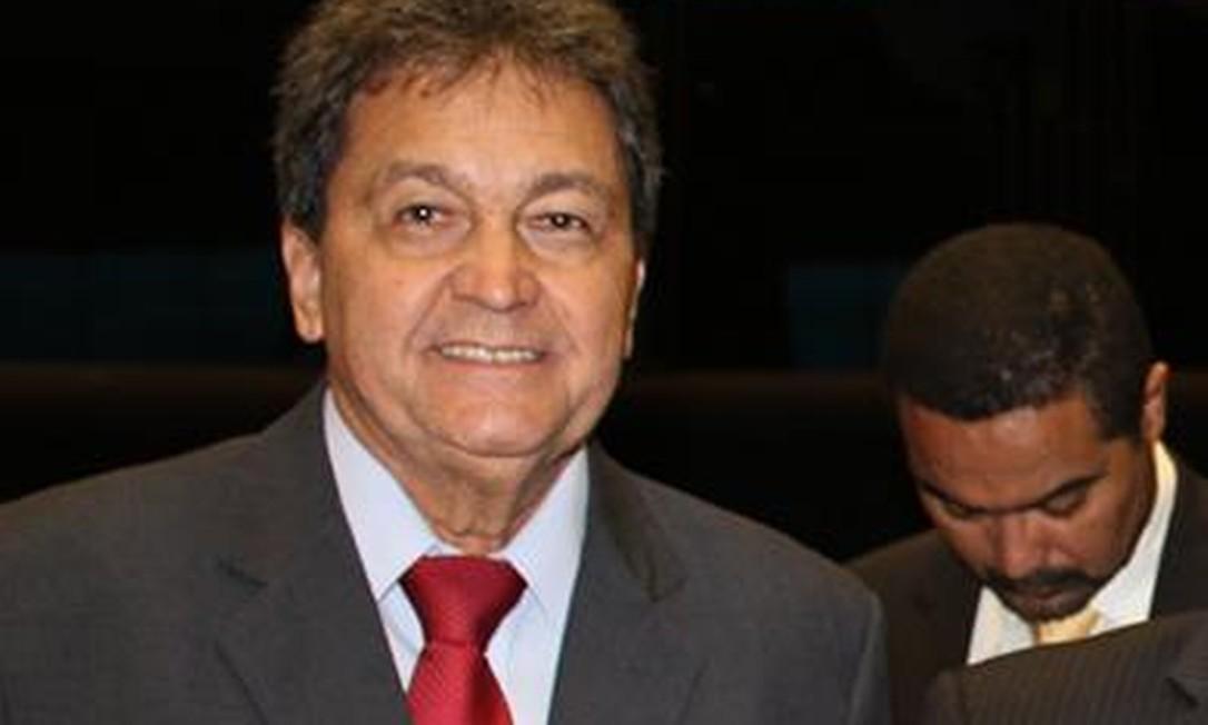 Isaías Zavarise, chefe de gabinete de Crivella Foto: Reprodução