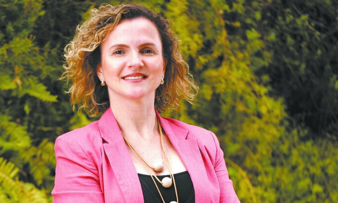 Adriana Schroder, coordenadora do G.Lab, está entre as 100 mulheres mais mais influentes em conteúdo de marca Foto: Marcelo de Jesus