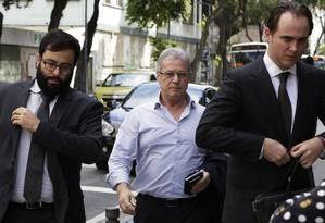 O empresário Jacob Barata, que reconheceu a distribuição de dinheiro a políticos do Rio Foto: Gustavo Miranda / Agência O Globo