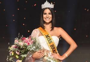 Júlia Horta, Miss Brasil Be Emotion 2019 Foto: Reprodução