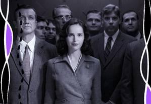 A atriz Felicity Jones em cena do filme