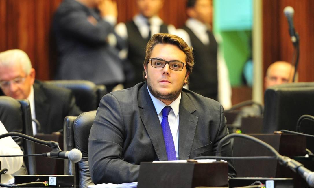 O deputado Felipe Francischini (PSL-PR) vai comandar a CCJ da Câmara Foto: Divulgação