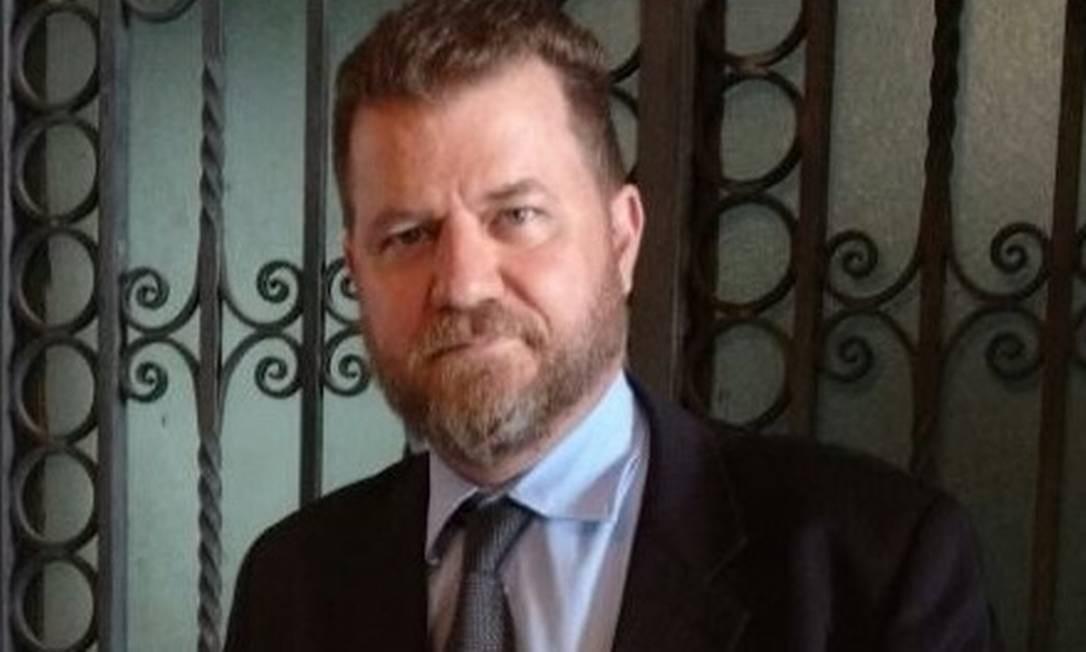 Coronel Ricardo Wagner Roquetti, atual diretor de programa da Secretaria Executiva do MEC, foi afastado por ordem do presidente Jair Bolsonaro Foto: Reprodução