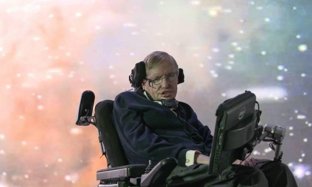 Físico Stephen Hawking morreu há um ano Foto: Paul Jenkings