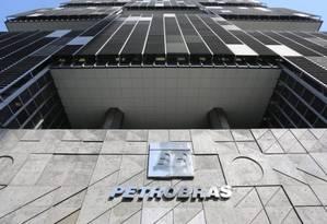 Prédio da Petrobras Foto: Arquivo