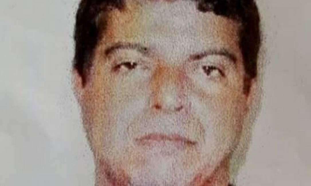 O ex-PM Orlando Oliveira de Araújo, o Orlando da Curicica, condenado pela Justiça a quatro anos e um mês de prisão por posse ilegal de arma de fogo. Ele foi apontado por uma testemunha como um dos mandantes do assassinato da vereadora Marielle Franco e de Anderson Gomes Foto: Reprodução