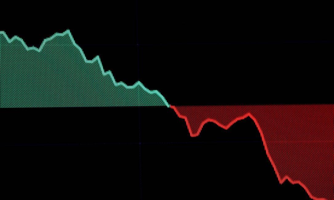 Tela na Bolsa de NY: investidores lesados terão indenização. Foto: BRENDAN MCDERMID / REUTERS