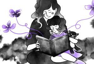 Diversas gerações cresceram com princesas passivas como ideal feminino. Agora, filmes, livros e séries chegam com o discurso do empoderamento Foto: Arte de Lari Arantes