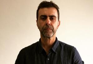 Deputado federal Marcelo Freixo Foto: Reprodução/Instagram