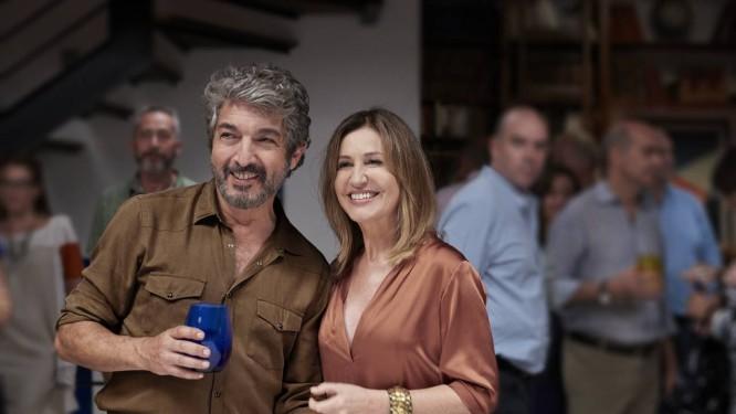 Cena do filme argentino 'Um amor inesperado', protagonizado por Ricardo Darín Foto: Alejandra Lopez / Divulgação