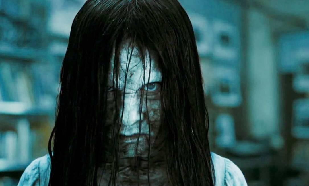 Filme de horror psicológico que rendeu duas sequências, 'O chamado' (de 2002) tem uma personagem inesquecível: Samara Morgan, menina de estranhos poderes que, após uma morte trágica, volta assombrando todos Foto: Divulgação