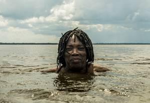 Milton Nascimento, na Amazônia Foto: João Couto/Divulgação