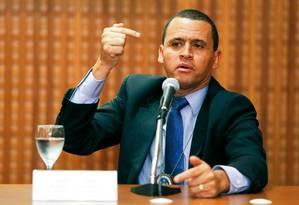 Giniton se disse surpreendido com afastamento Foto: DANIEL RAMALHO / AFP