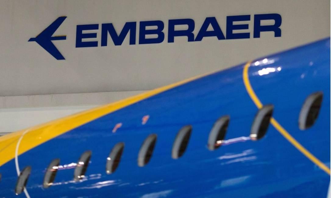 Embraer: é preciso concluir as investigações dos dois acidentes para avaliar os impactos para o produto da Boeing e para a indústria de aviação Foto: Arquivo-Agência O Globo