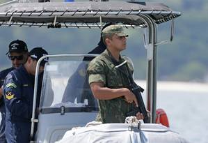 Projeto que prevê incluir militares na reforma da Previdência prevê regras mais suaves que para civis Foto: Márcio Alves/23-8/2018 / Agência O Globo
