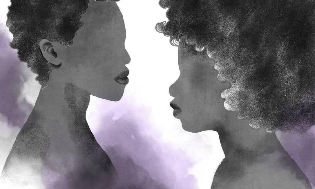 A história oficial do Brasil ignora a atuação das mulheres negras Foto: Arte de Lari Arantes
