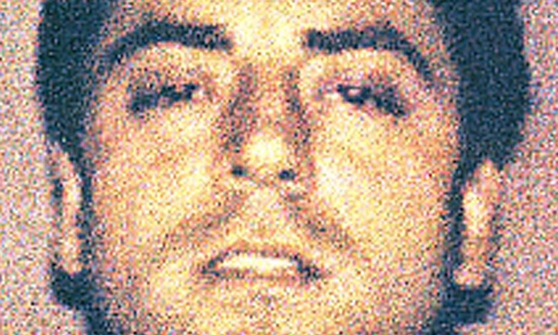 Foto da polícia italiana mostra Frank Cali, chefe de máfia italiana em Nova York, em 2008 Foto: HANDOUT / AFP/07-02-2008