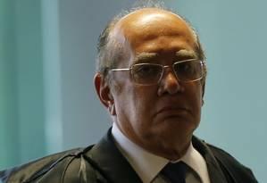 """Presidente do Sindifisco contesta Gilmar: """"Diárias decorrentes de deslocamentos são aquém das despesas com hospedagem e alimentação"""" Foto: Jorge William / Agência O Globo"""