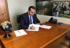 Deputado federal Idilvan Alencar (PDT) propõe projeto que cria fundo para ensino infantil Foto: Divulgação