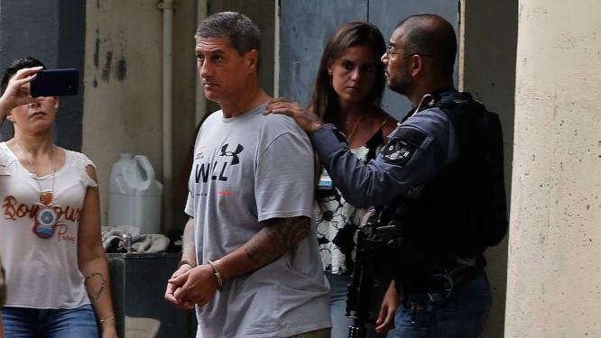 Ronnie Lessa é apontado pela Polícia Civil e pelo MP como o autor dos disparos que mataram a vereadora Marielle Franco Foto: Pablo Jacob / Agência O Globo