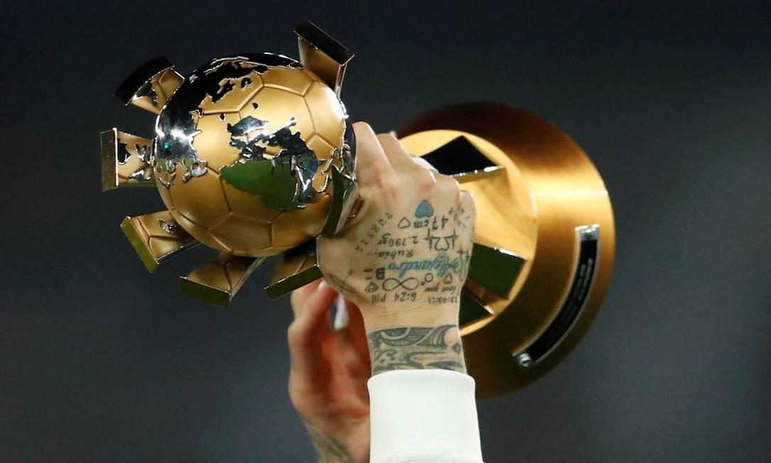 Real Madrid é o atual detentor do título Mundial Foto: Andrew Boyers/Reuters