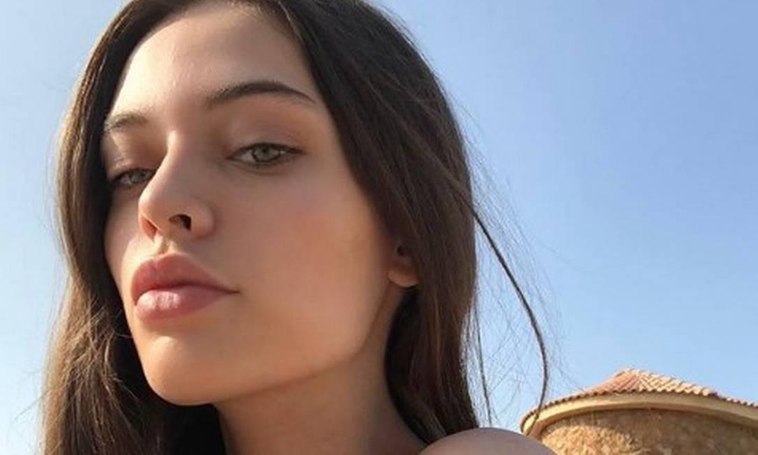 A estilista e influenciadora digital Félicité Tomlinson Foto: Reprodução/Instagram