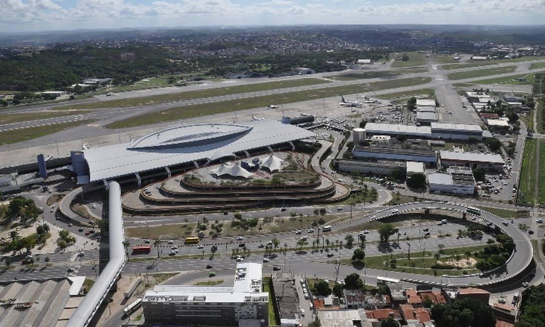 Aeroporto de Recife estava incluído no Bloco Nordeste Foto: / Arquivo