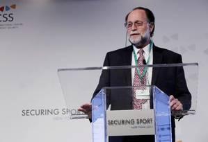 Ricardo Hausmann, professor da Universidade de Harvard, durante evento em 2015 Foto: Andrew Kelly/01-12-2015 / REUTERS