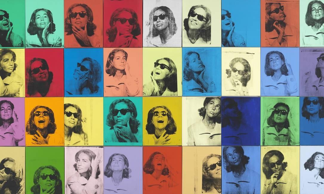Pop art. O estilo inconfundível de Andy Warhol tomará o San Francisco Museum of Modern Art de maio a setembro Foto: Robert Gerhardt and Denis Y. Suspitsyn / Robert Gerhardt/Divulgação