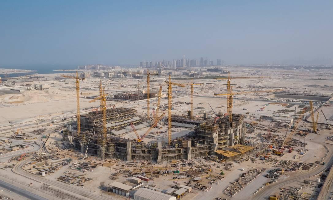 Qatar aceita discutir expansão, mas segue preparando Copa para 32 seleções