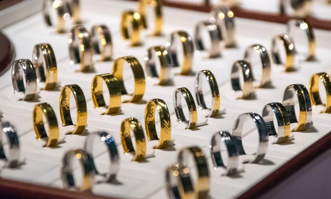 A expectativa é que o estado passe a arrecadar R$ 50 milhões por ano com empresas do ramo de joias. Foto: Pexels