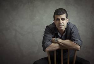 Melhem afirma que sua equipe de comediantes defende valores humanistas e diz que 'não se combate ódio com ódio' Foto: Leo Martins / Agência O Globo