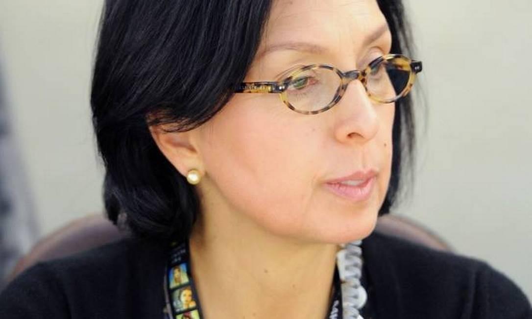 Maria Nazareth Farani Azevêdo é casada há quase 40 anos com outro diplomata, o presidente da Organização Mundial de Comércio, Roberto Azevêdo Foto: UN Photo