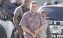 Alexandre Motta preso por policiais da DH Foto: Marcio Alves / Marcio Alves